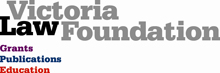 Victoria Law Foundation logo